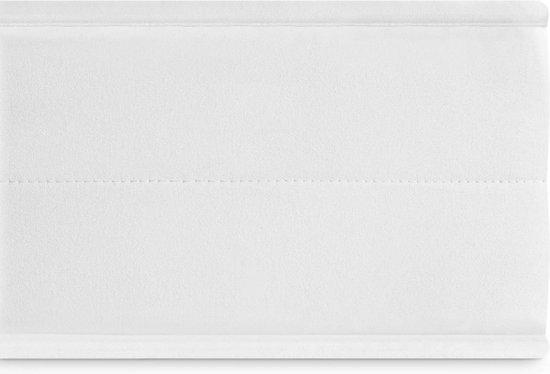 Matras - 80x200 - 7 zones - koudschuim - microvezel tijk - 15 cm hoog - medium & hard