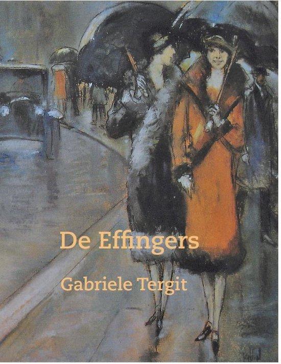 Omslag van De Effingers