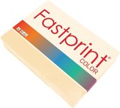 Kopieerpapier Fastprint A4 120 gram creme 250 vel