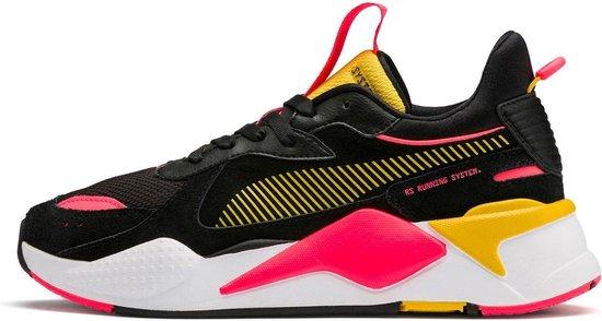 bol.com | Puma RS-X Reinvent - Zwart - Dames - Sneakers ...
