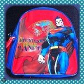 Superman  Rugzak - Kinderen - Rood
