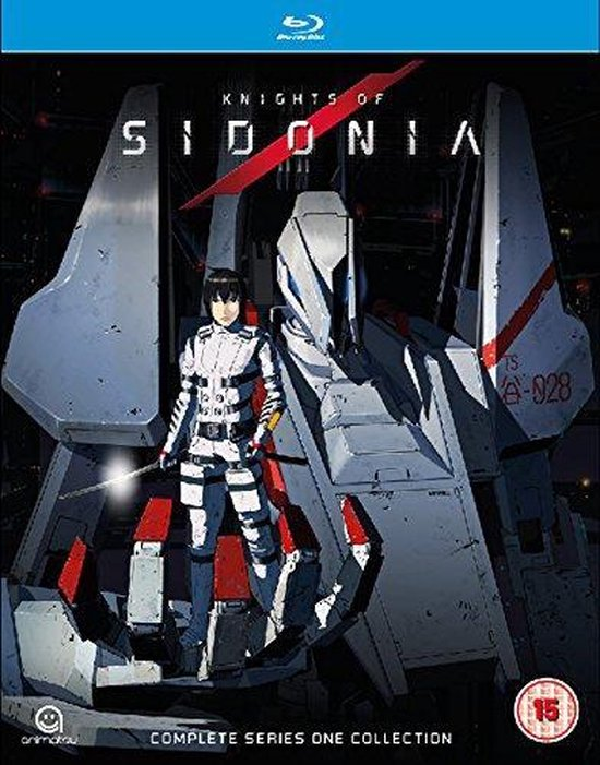 Knights Of Sidonia Complete Series 1 Collection Deluxe Edition[ Blu-ray] (Import)