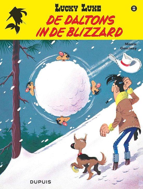 Lucky Luke 22. De Daltons in de blizzard - Morris |