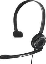 Sennheiser PC 7 - On-ear headset - Zwart