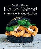 Boek cover ¡Sabor Sabor! van Sandra Alvarez (Hardcover)