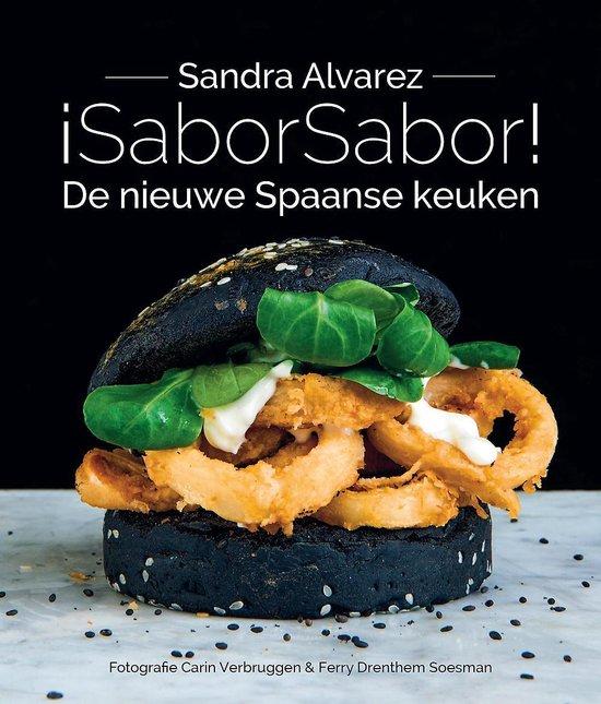 ¡Sabor Sabor! - Sandra Alvarez |