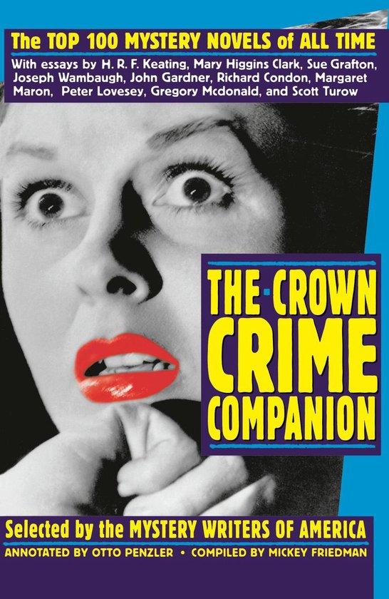 Omslag van The Crown Crime Companion