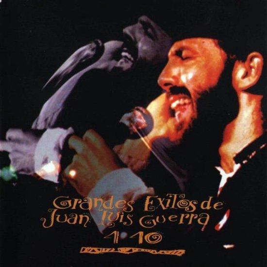 Bol Com Grandes Exitos Juan Luis Guerra Y 4 40 Cd Album Muziek