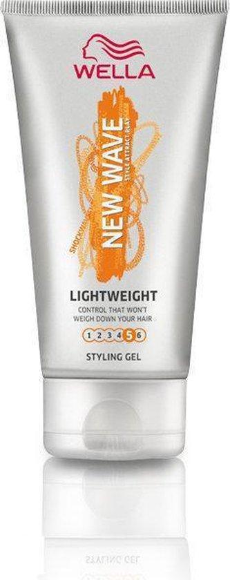 Wella new wave gel lightweight