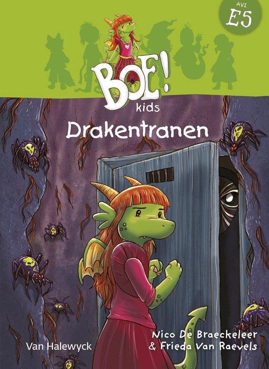 Boe!Kids - Drakentranen - Nico de Braeckeleer |