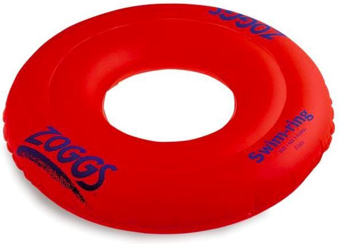 Zoggs - Zwemband - Zwemring - Opblaasbaar - Oranje - Maximum 25 kg - Maat 3/6 jaar