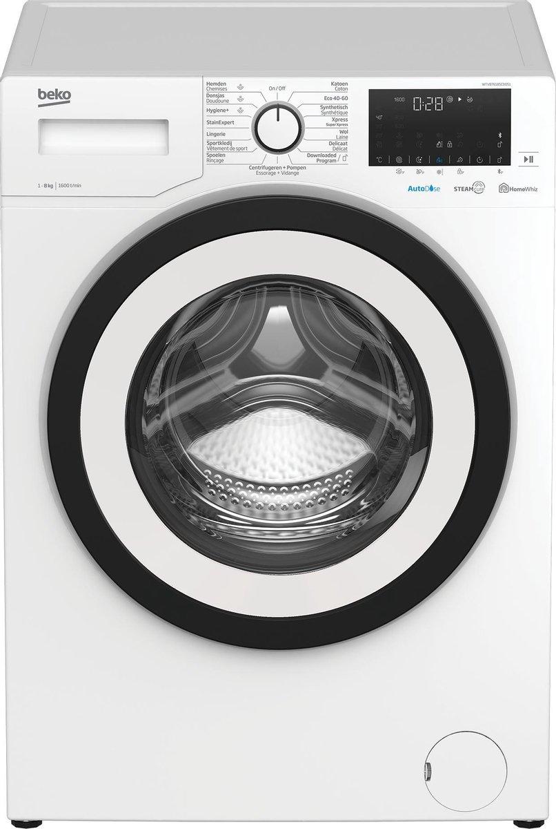Beko WTV8761BSCDOS1- Wasmachine