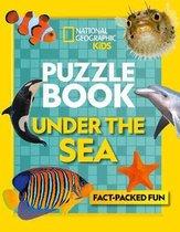 Puzzle Book Under the Sea