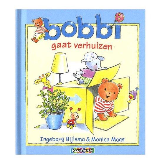 Boek cover Bobbi gaat verhuizen van Ingeborg Bijlsma (Hardcover)