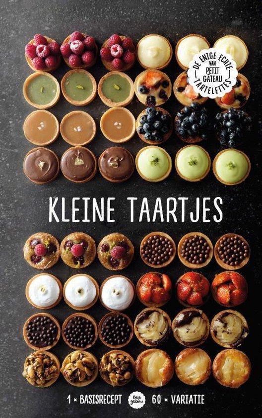 Boek cover Kleine taartjes van Meike Schaling (Hardcover)