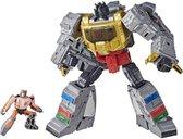 Transformers Studio Series 86-06 Leader The Transformers: The Movie Grimlock And Autobot Wheelie - Speelfiguur