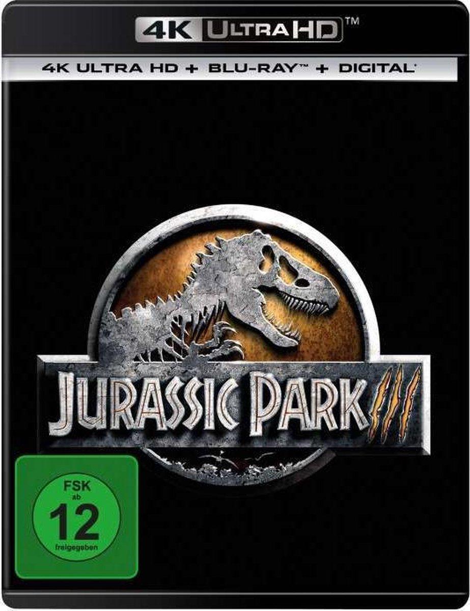 Jurassic Park 3 (Ultra HD Blu-ray & Blu-ray)-