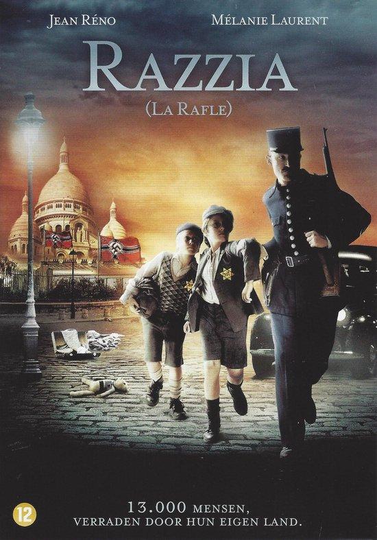 Cover van de film 'Razzia'