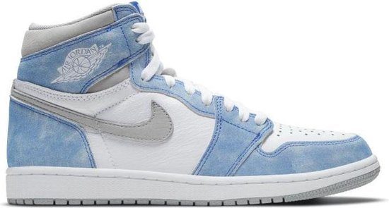 Nike Air Jordan 1 Retro High OG, Hyper Royal/White, 555088 402, EUR 42