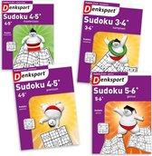 Denksport puzzelboek Sudoku pakket