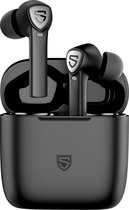 SoundPEATS TrueCapsule 2 touch control TWS Bluetooth 5.0 oortjes , 4 Mics , zwart