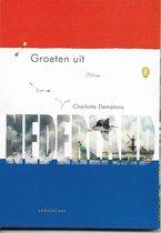 Nederland ansichtkaartenboekje