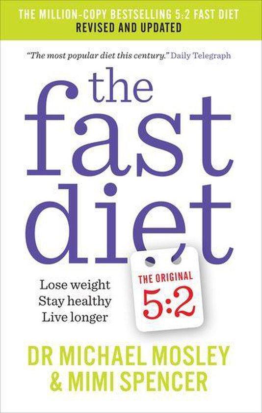Boek cover The Fast Diet van Mimi Spencer (Onbekend)