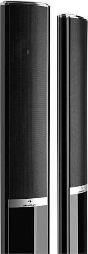 auna Areal 652  Home cinema set - 5.1 kanaal surround systeem  - 145W RMS - Bluetooth / USB / SD / AUX