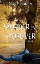 Boek cover Murder in Stopover van Mary Hagen