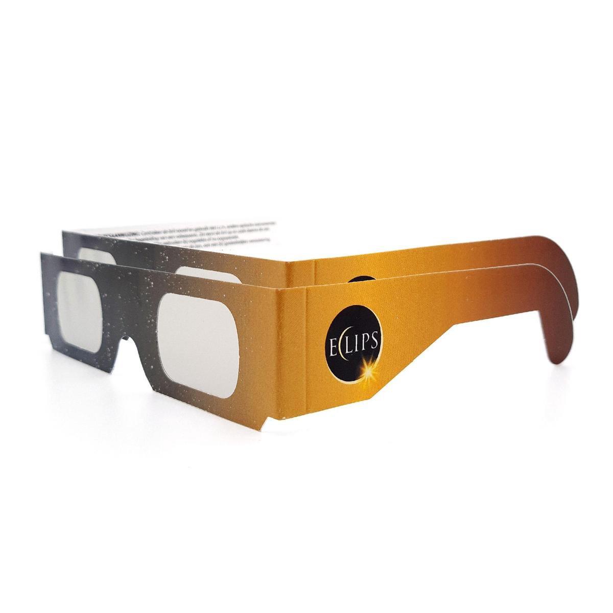 Eclipsbril - 2 stuks