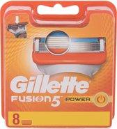 Gillette Fusion Power scheermesjes (8 st.)