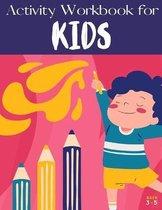 Activity Workbook for Kids