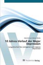10 Jahres-Verlauf der Major Depression