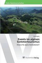 Events im alpinen Sommertourismus