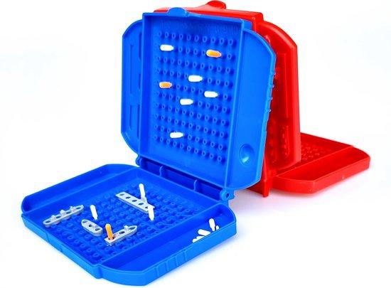 Afbeelding van het spel Jobber Toys Reisspellen - Zeeslag - Sea Battle