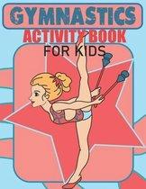 Gymnastics Activity Book For Kids