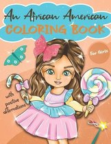 An African American Coloring Book For Girls
