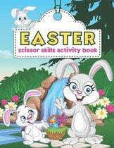 Easter Scissor Skills Activity Book
