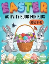 Eater Activity Book For Kids Ages 6-10