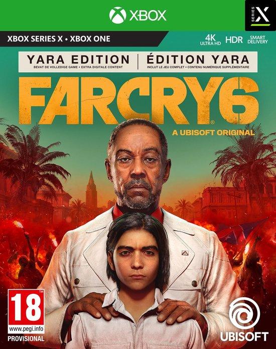 Far Cry 6 - Yara Edition - Xbox One & Xbox Series X