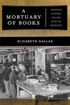 Boek cover Mortuary of Books, A van Elisabeth Gallas (Hardcover)