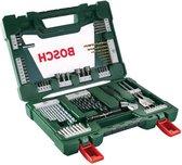 Bosch V-Line borenset - 83-delig - Titanium Plus Serie - Voor hout, metaal en steen