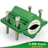 Wotre® Waterontharder - Waterontharder Magneet - Waterontharder Waterleiding - 12.800 Gauss - Geschikt voor 6 Personen