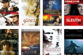 Blockbuster films 10 DVD collection - Versie 2