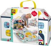 Ziekenhuis speelkoffer en speelmat - Petits Pretenders