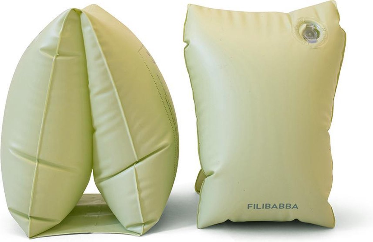 Filibabba - Alfie zwemcollectie - Zwembandjes - pistacie - 1 maat