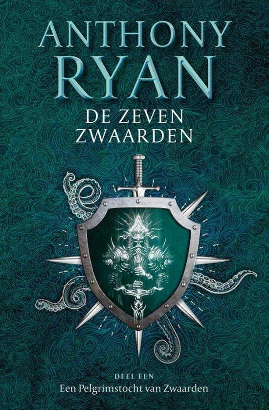 Boek cover Een Pelgrimstocht van Zwaarden van Anthony Ryan (Onbekend)