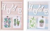 Multifotial Frame Home 32x42cm - Geassorteerd