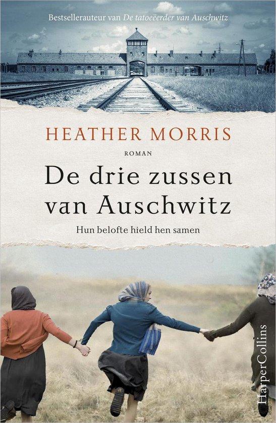 Boek cover De drie zussen van Auschwitz van Heather Morris (Onbekend)