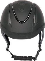 RelaxPets - Veiligheidcap - Cap - Chinook - Crystal - Zwart - L/XL - 58 cm - 61 cm